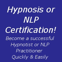 Hypnosis and NLP Certification