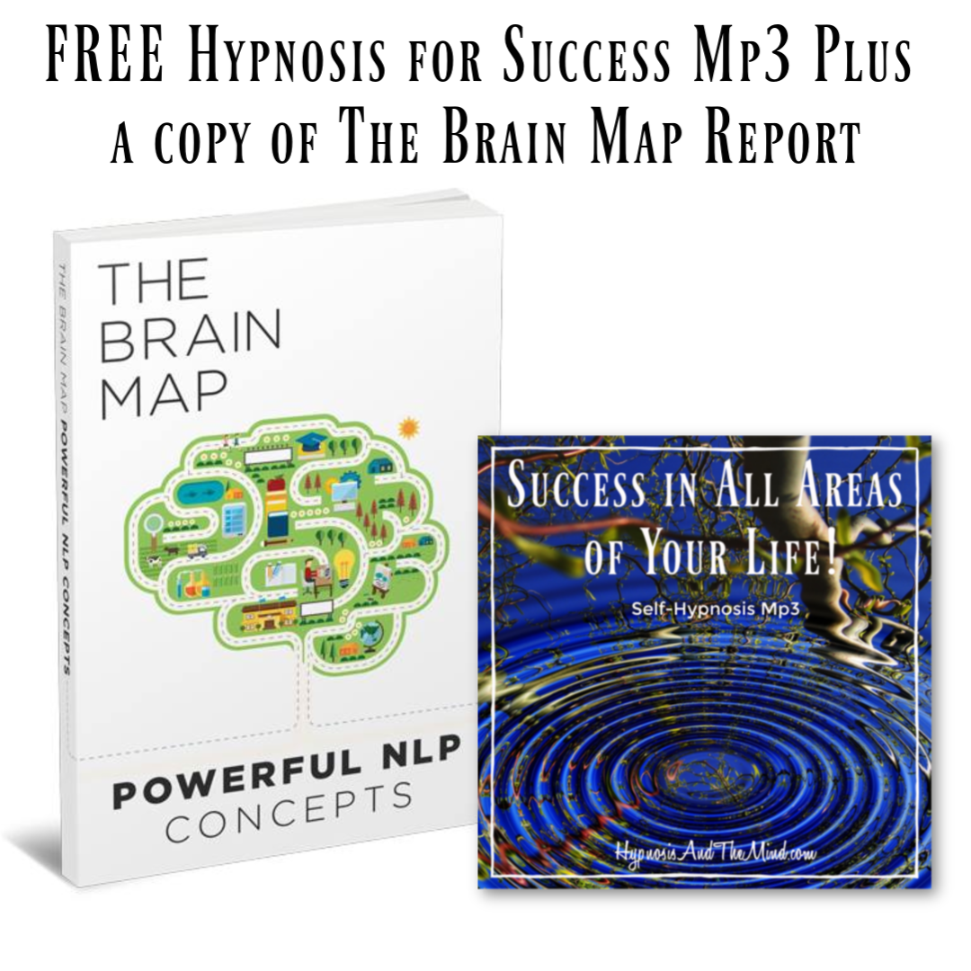 Free Hypnosis for Success Audio and Brain Map Report